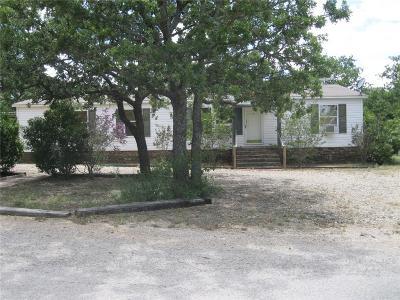 Breckenridge Single Family Home For Sale: 3005 County Road 319