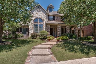 Frisco Single Family Home For Sale: 4514 Explorer Drive
