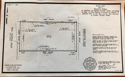 Weatherford Residential Lots & Land For Sale: 0000 Veal Station Road