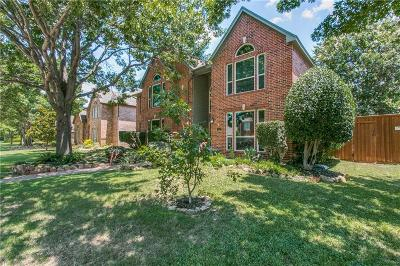 Coppell Single Family Home For Sale: 142 Pecan Hollow Drive