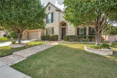 McKinney Single Family Home Active Option Contract: 8620 Broad Meadow Lane