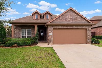 Fort Worth TX Single Family Home For Sale: $261,900