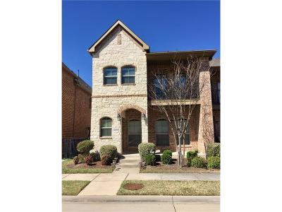 Carrollton  Residential Lease For Lease: 4237 Comanche Drive