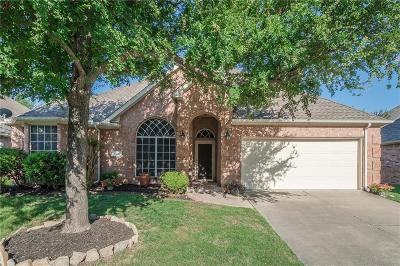 McKinney Single Family Home For Sale: 306 N Sparrow Hawk Drive N