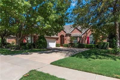Flower Mound Single Family Home For Sale: 4706 Morningstar Drive
