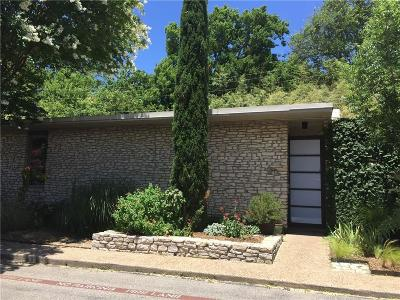 Fort Worth Townhouse For Sale: 4500 Westridge Avenue #20