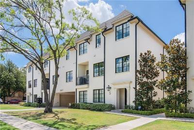 Highland Park, University Park Condo Active Option Contract: 3437 Milton Avenue #6