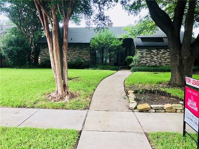 Richardson  Residential Lease For Lease: 1106 Grinnell Drive