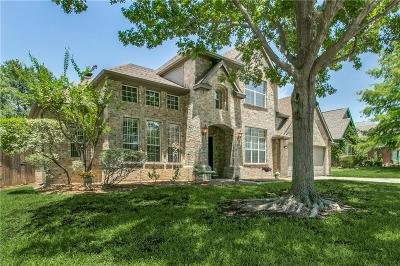 Grapevine Single Family Home For Sale: 2116 Branchwood Drive