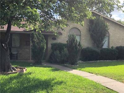 Carrollton  Residential Lease For Lease: 2123 Bowie Drive