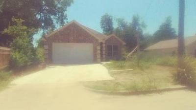 Fort Worth TX Single Family Home For Sale: $303,000