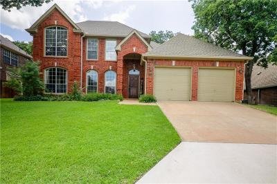 Highland Village Single Family Home For Sale: 2725 Elmtree Drive