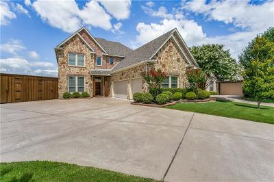 Allen Single Family Home Active Option Contract: 1819 Caprock Road