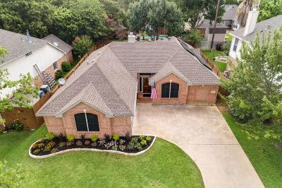 Keller Single Family Home For Sale: 1455 Applewood Drive