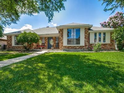 Dallas Single Family Home For Sale: 10142 Apple Creek Drive
