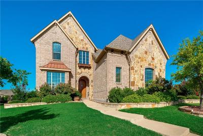 Rockwall Single Family Home Active Option Contract: 2114 Barlass Drive