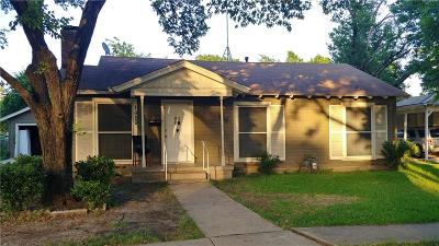 Garland Single Family Home For Sale: 1000 Parkway Drive