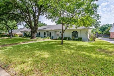 Fort Worth Single Family Home For Sale: 4720 Springwillow Road