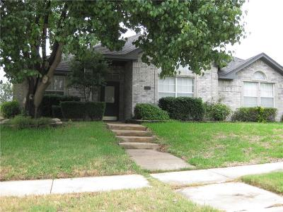 Single Family Home For Sale: 2424 Norwich Drive