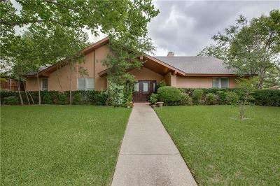 Dallas Single Family Home For Sale: 6955 Topsfield Drive