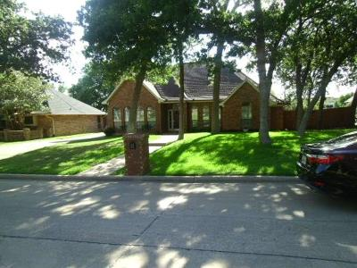 Mansfield TX Single Family Home For Sale: $299,999