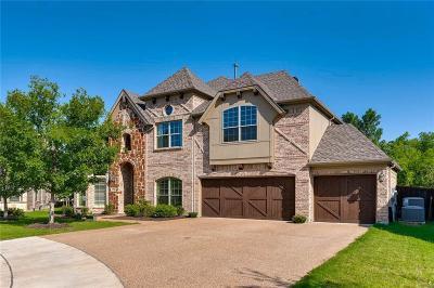 McKinney Single Family Home For Sale: 424 Preston Creek Drive