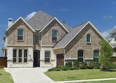 Prosper Single Family Home For Sale: 4860 Verbena Way