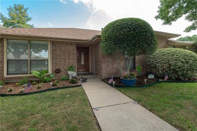 Rowlett Single Family Home For Sale: 3605 Andrea Lane