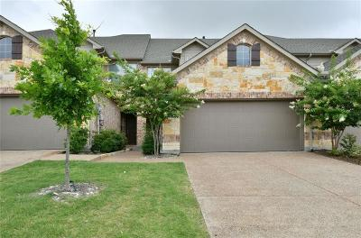 Garland Townhouse For Sale: 6610 Eagle Nest Drive