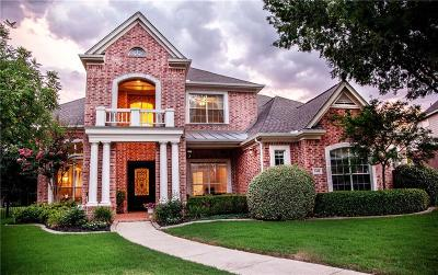 Flower Mound Single Family Home For Sale: 5300 Beacon Court