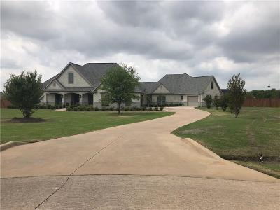 Waxahachie Single Family Home For Sale: 315 Magnolia Drive