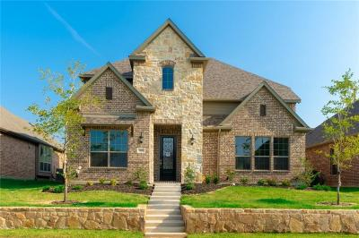 Sachse Single Family Home For Sale: 3405 Green Tree Drive