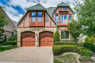 Frisco Single Family Home Active Option Contract: 1603 Foard Drive