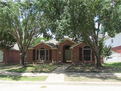 Single Family Home For Sale: 829 Parker Drive