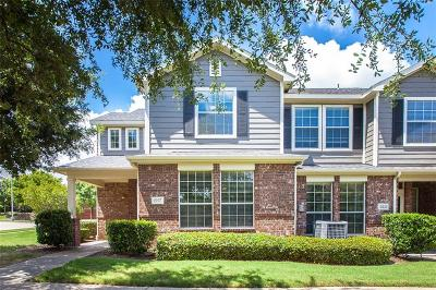Mckinney Townhouse For Sale: 2237 Stonepark Place