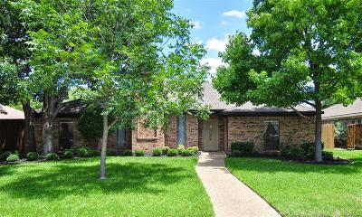 Allen TX Single Family Home For Sale: $287,500