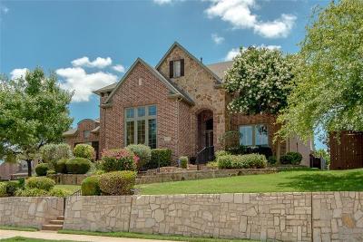 Frisco Single Family Home For Sale: 12340 Burgess Lane
