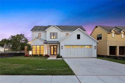 Dallas Single Family Home For Sale: 3908 Lively Lane