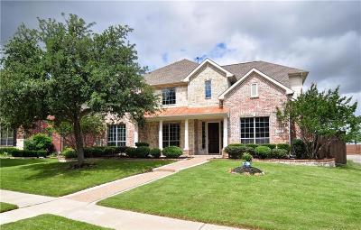 Frisco Single Family Home For Sale: 10347 Fire Ridge Drive