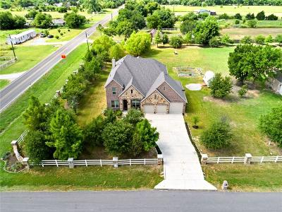 McKinney Single Family Home For Sale: 7170 County Road 1218