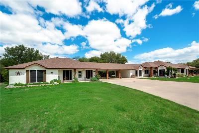 Glen Rose Single Family Home Active Option Contract: 2671 County Road 2021