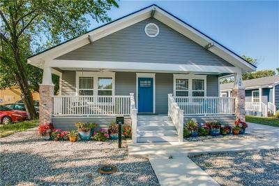 McKinney Single Family Home For Sale: 306 E Walker Street
