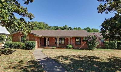 Weatherford Single Family Home For Sale: 202 W Park Avenue