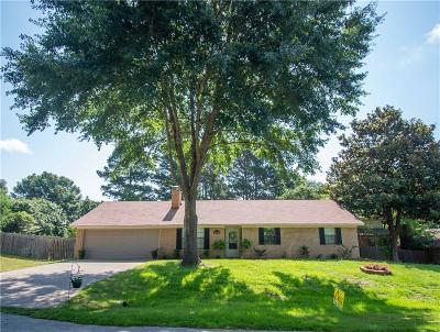 Tyler Single Family Home For Sale: 16513 Echo Glen Drive