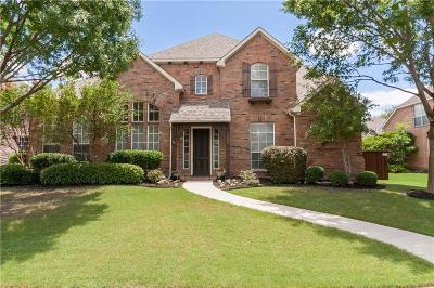 Frisco Single Family Home For Sale: 9840 Chapel Trail