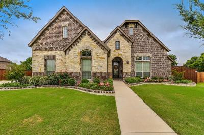Midlothian Single Family Home For Sale: 1122 Chisholm Trail