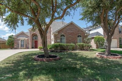 Rowlett Single Family Home For Sale: 8110 Wexford Lane