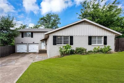 Fort Worth TX Single Family Home For Sale: $339,000