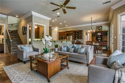 Dallas Single Family Home For Sale: 6615 Waggoner Drive