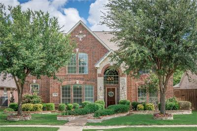 Frisco Single Family Home Active Option Contract: 2270 Greenwood Drive